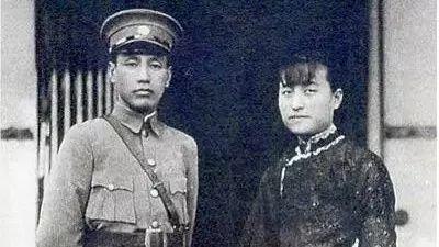 民国真正的第一夫人,写出蒋介石秘密,被30万美金封口