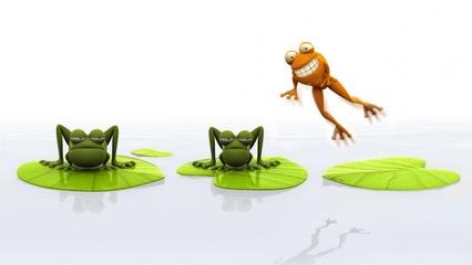 超级搞笑3D卡通动物壁纸